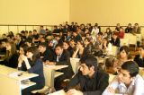 16 apreldə BDU-da növbəti seminar - mühazirə təşkil edilmişdir